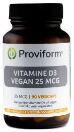 Vitamine D3 VEGAN 25 mcg