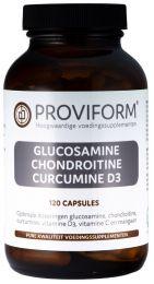 Glucosamine Chondroïtine Curcumine D3