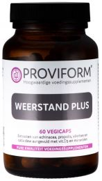 Weerstand PLUS - 60 vegicaps
