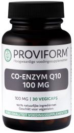 Co-enzym Q10 - 100 mg