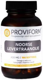 Noorse Levertraanolie & vitamine D3