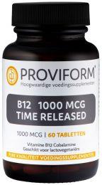 B12 1000 mcg Time Released - 60 Tabletten