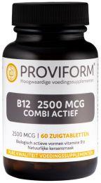 Vitamine B12 - 2500 mcg Combi Actief