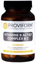 Vitamine B Actief Complex & C