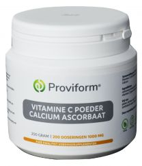 Vitamine C poeder Calcium Ascorbaat
