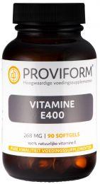 Vitamine E 400 - 268 mg - 90 Softgels