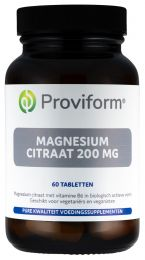 Magnesium Citraat 200 mg & B6