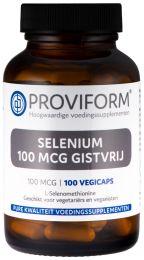 Selenium 100 mcg Gistvrij - 100 Vegicaps