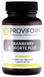 Cranberry BioForte Extract 500 mg - 30 Tabletten