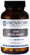 Zink Picolinaat 30 mg - 100 vegicaps