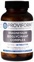 Magnesium Bisglycinaat Complex 150 mg + Taurine en Glycine