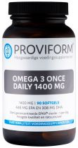 Omega 3 Once Daily 1400 mg - 90 Softgels